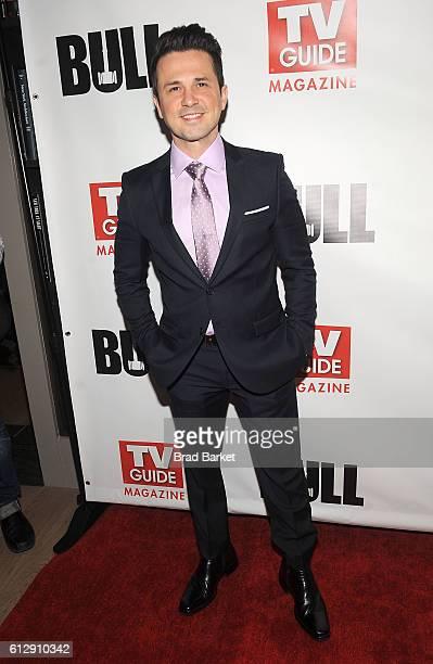 Freddie Rodriguez attends TV Guide Magazine Celebrates CBS' Michael Weatherlyat HGU New York on October 5 2016 in New York City