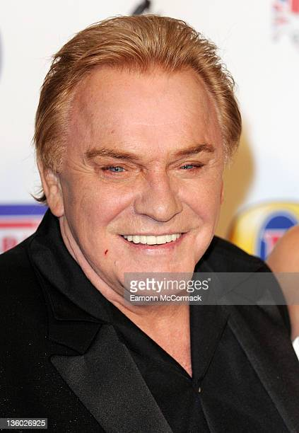 Freddie Starr attends British Comedy Awards at Fountain Studios on December 16 2011 in London England