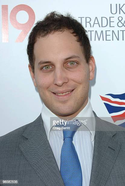 Freddie Windsor arrives at the 2010 Champagne Launch Of BritWeek at the Consul General's Residence on April 20 2010 in Los Angeles California