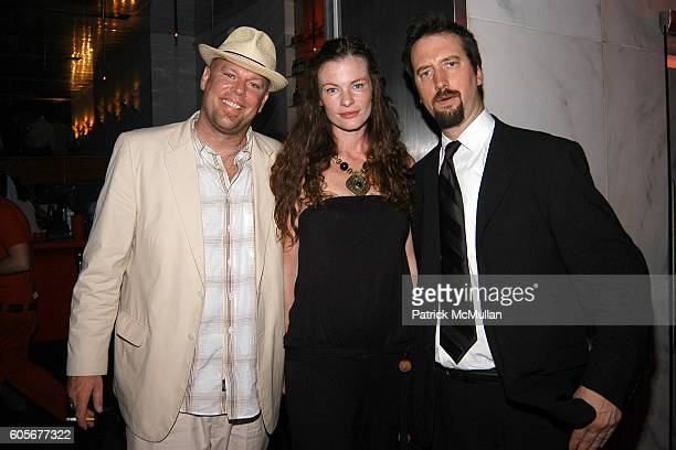 Freddie Wyatt Kelly Berenson and Tom Green attend Miss Universe Post Pageant VIP Party hosted by Chuck Nabit Dave Geller Ed St John Greg Barnhill...