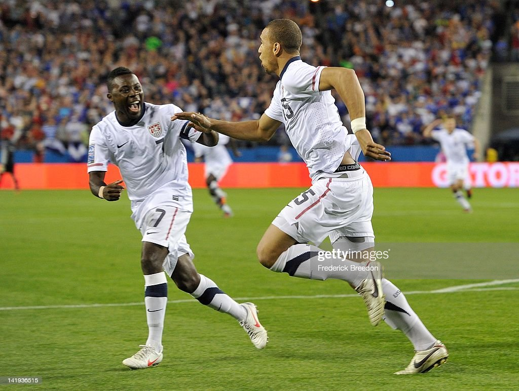 2012 CONCACAF Men's Olympic Qualifying - Day 5 : News Photo