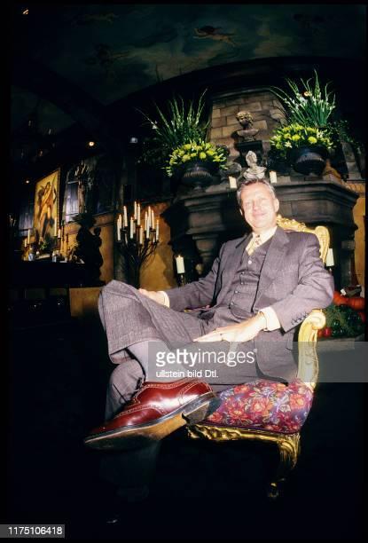 Freddy Burger businessman 1996