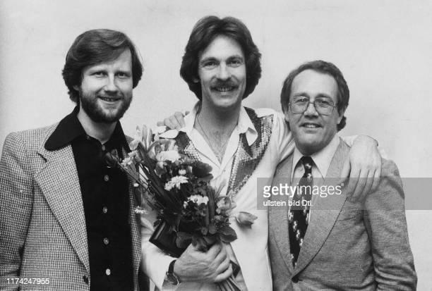 Freddy Burger Pepe Lienhard und Jack Stark 1977