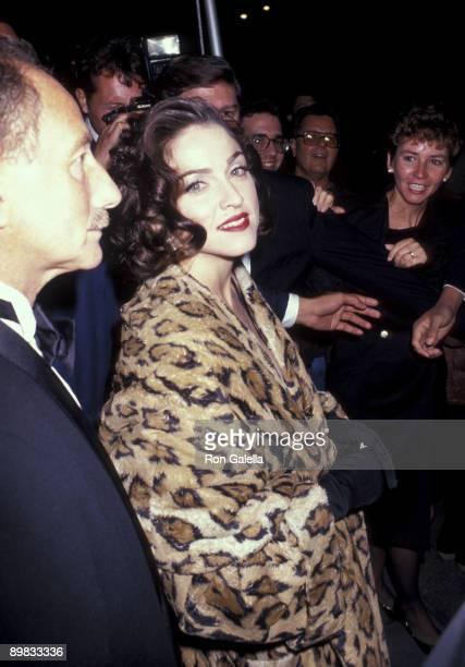 Freddy Demann and Madonna