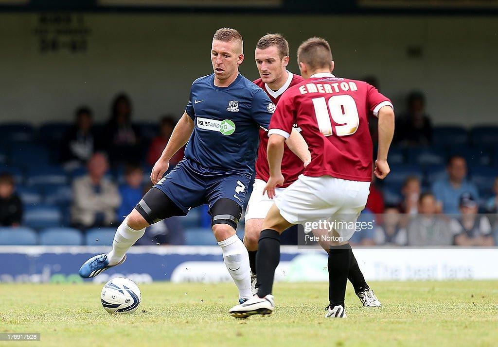 Southend United v Northampton Town - Sky Bet League Two : News Photo