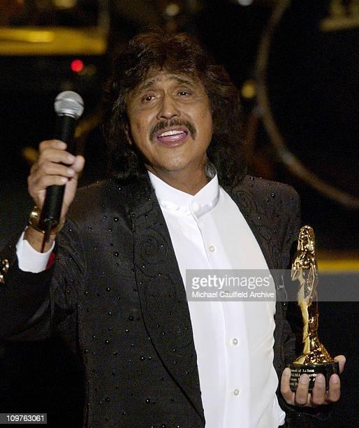 Freddy Fender winner of the Ritchie Valens Pioneer Award