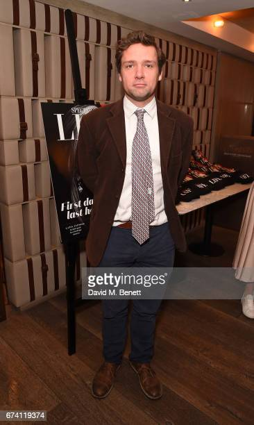 Freddy Gray attends the Spectator Life 5th Birthday Party at the Hari Hotel on April 27 2017 in London England