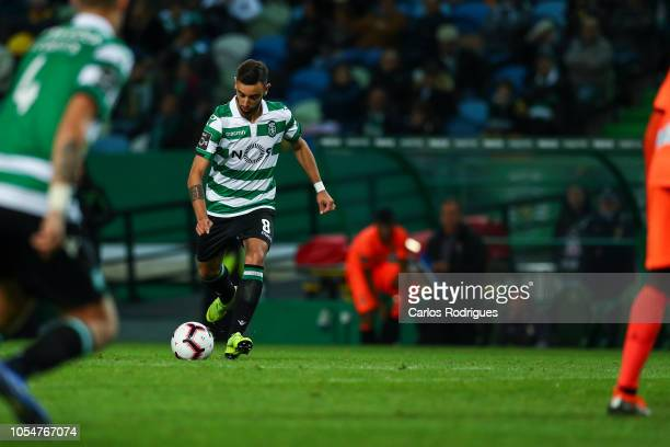 Freddy Montero of Sporting CP during the Liga NOS round 8 match between Sporting CP and Boavista FC at Estadio Jose Alvalade on October 28 2018 in...