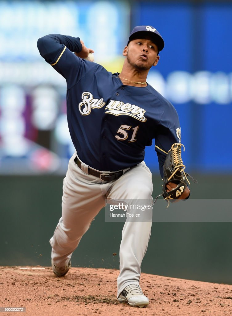 Milwaukee Brewers v Minnesota Twins