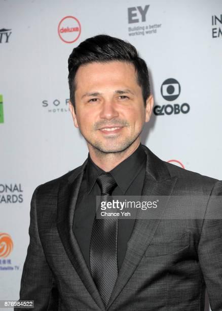 Freddy Rodriguez attends 45th International Emmy Awards at New York Hilton on November 20 2017 in New York City