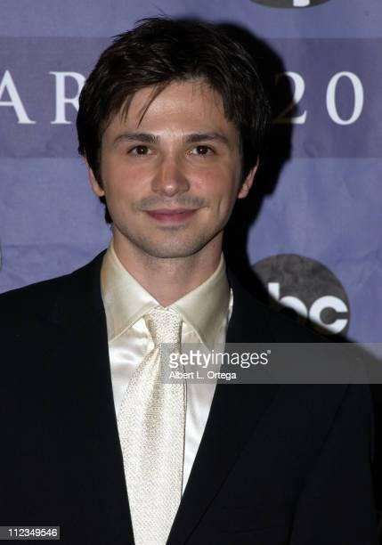 Freddy Rodriguez during 2002 ALMA Awards Gala Press Room at The Shrine Auditorium in Los Angeles California United States