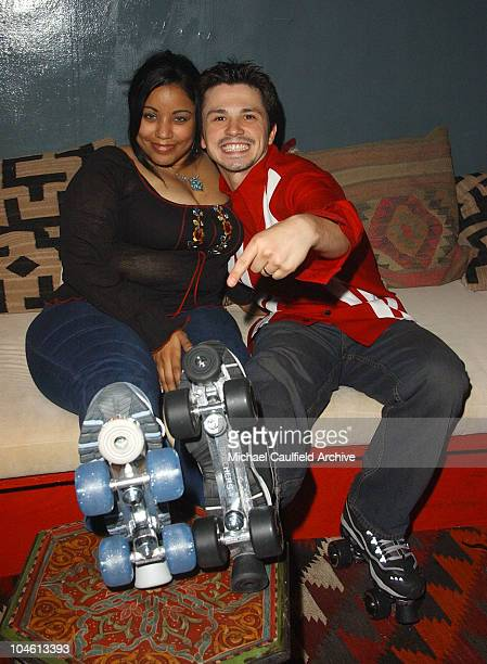 Freddy Rodriguez during 4 Wheelers By Skechers Party at The Hollywood Palladium in Hollywood California United States