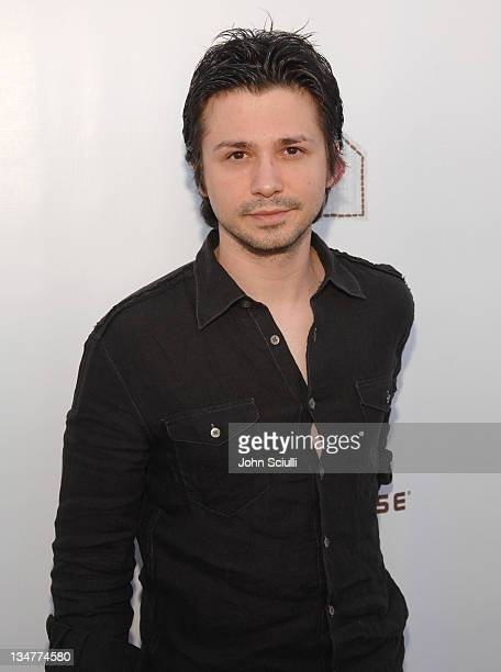 Freddy Rodriguez during 5th Annual John Varvatos Stuart House Benefit Presented by Converse at John Varvatos Boutique in Los Angeles California...