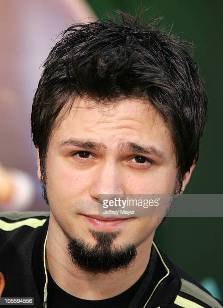 Freddy Rodriguez during Disney's Chicken Little Los Angeles Premiere Arrivals at El Capitan in Hollywood California United States