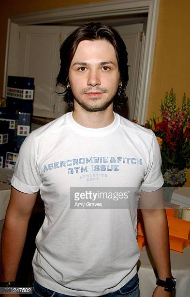 Freddy Rodriguez during HBO Luxury Lounge at the 55th Annual Emmy Awards at The Peninsula Hotel Magnolia Room in Beverly Hills California United...
