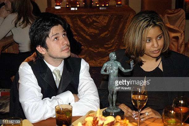 Freddy Rodriguez during HBO Screen Actors Guild Party at Spago in Beverly Hills CA United States