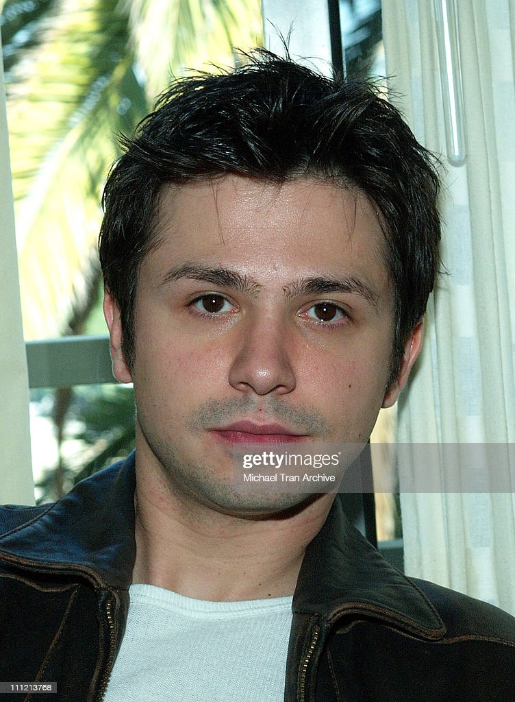 """""""Piece of Action"""" with Freddy Rodriguez at AFM - November 4, 2005 : ニュース写真"""