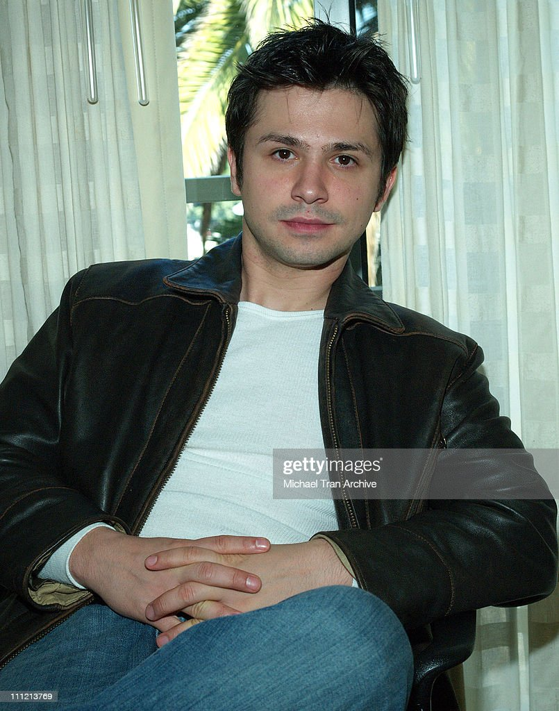 """Piece of Action"" with Freddy Rodriguez at AFM - November 4, 2005 : ニュース写真"
