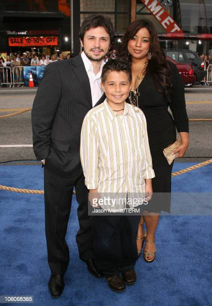 Freddy Rodriguez during Poseidon Los Angeles Premiere Arrivals at GraumanIs Chinese Theater in Hollywood California United States
