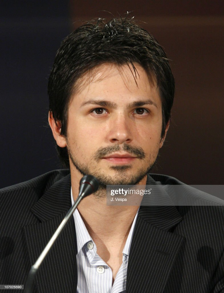 "The 63rd International Venice Film Festival - ""Bobby"" Press Conference : Foto jornalística"