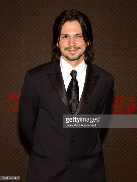 Freddy Rodriguez during The Louis Vuitton United Cancer Front Gala Arrivals at Private Residence in Holmby Hills California United States