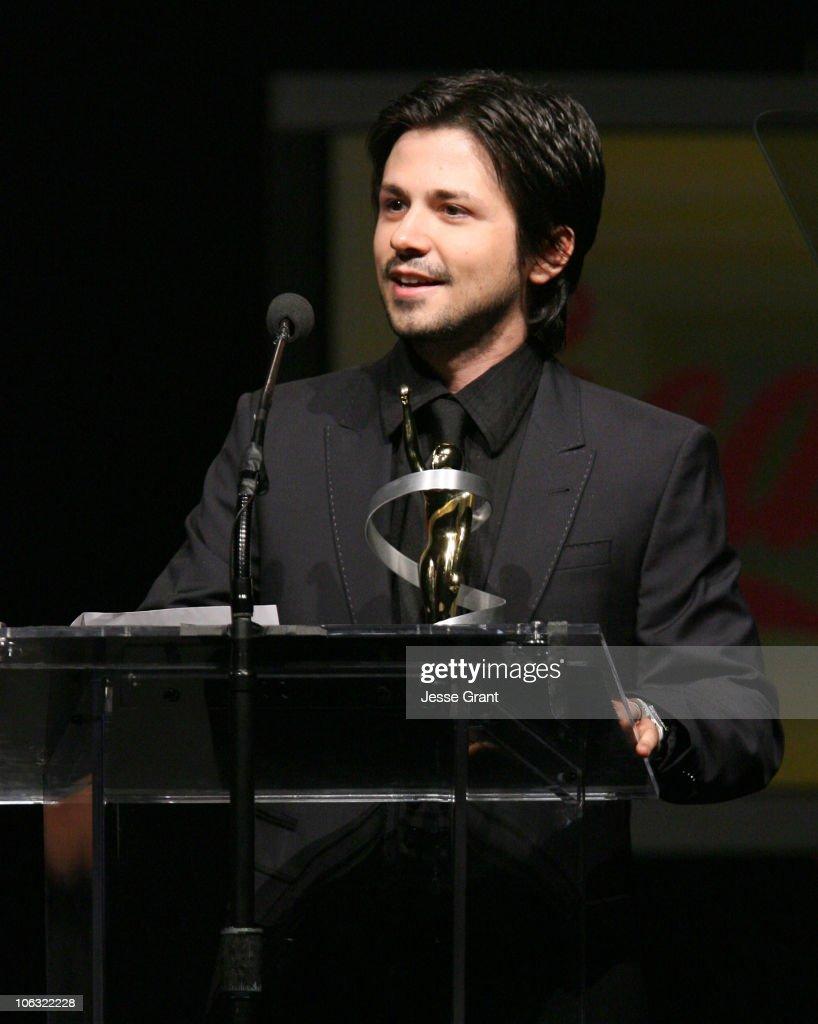 2007 ShoWest Award Ceremony - Show : ニュース写真