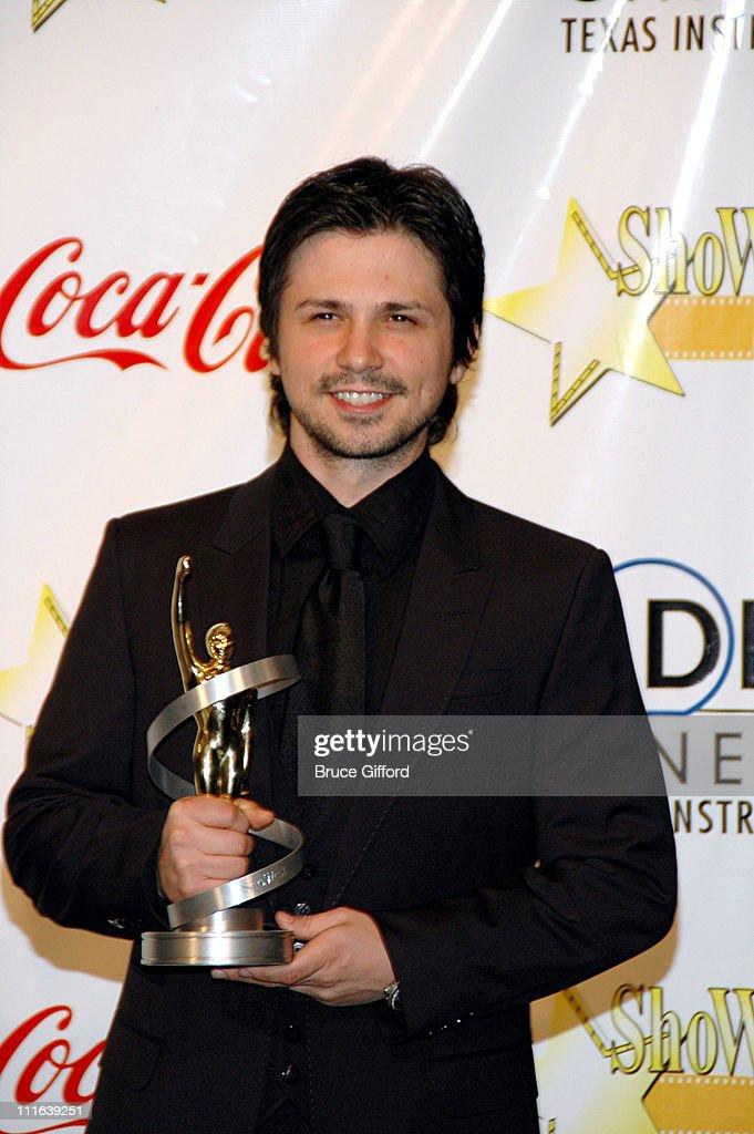 2007 ShoWest Award Ceremony - Press Room : ニュース写真