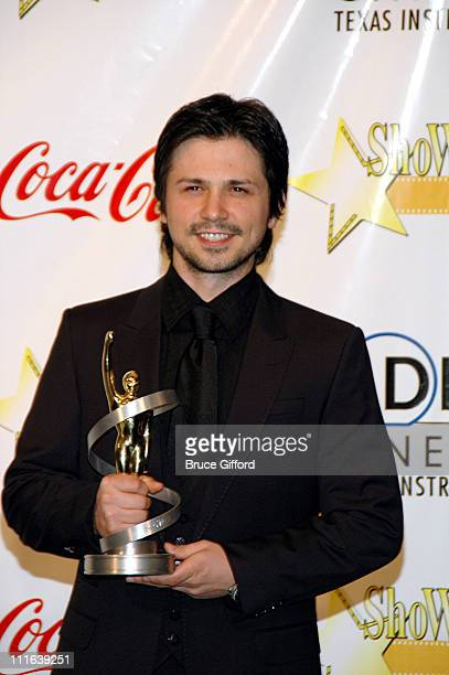 Freddy Rodriguez winner Supporting Actor of the Year