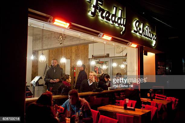 Freddy Schillings gourmet burger kitchen Cologne
