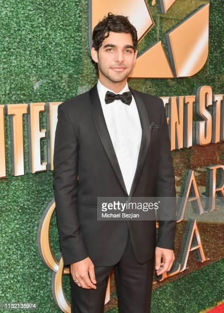 Freddy Wexler attends Byron Allen's Oscar Gala to Benefit Children's Hospital Los Angeles on February 24 2019 in Los Angeles California