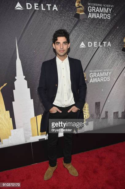 Freddy Wexler attends Delta Air Lines the Official Airline Partner of the GRAMMY Awards® and Supporter of FirstTime Nominees hosted a private...