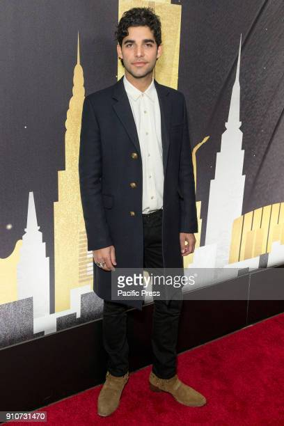 Freddy Wexler attends Delta Airlines hosts Grammy nominated artist Julia Michaels event at Bowery Hotel