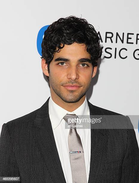 Freddy Wexler attends the Warner Music Group Hosts Annual Grammy Celebration held at Sunset Tower on January 26 2014 in West Hollywood California