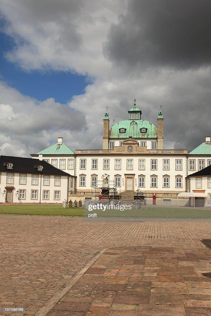Fredensborg Slot (Castle), Denmark : Stock Photo