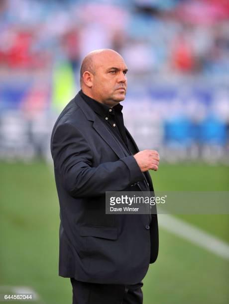 Frederic ANTONETTI Lille / Rennes 9e journee de Ligue 1 Photo Dave Winter / Icon Sport