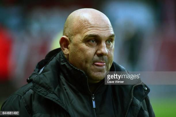 Frederic ANTONETTI Troyes / Rennes 15e journee de Ligue 1 Photo Dave Winter / Icon Sport