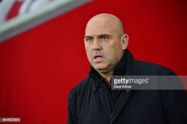 Frederic ANTONETTI Lille / Saint Etienne 16eme journee de Ligue 1 Photo Dave Winter / Icon Sport