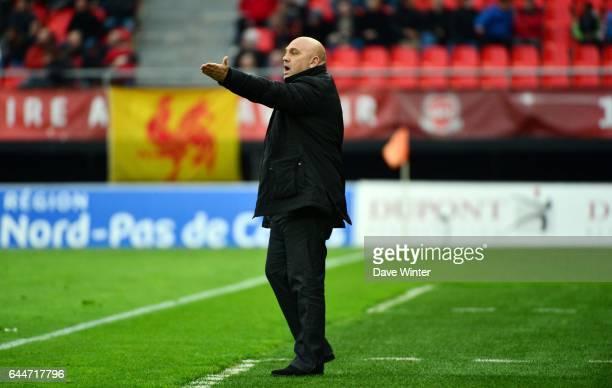 Frederic ANTONETTI Valenciennes / Rennes 36e journee Ligue 1 Photo Dave Winter / Icon Sport