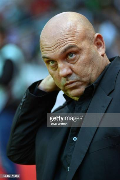 Frederic ANTONETTI Rennes / Bastia 3e journee de Ligue 1 Photo Dave Winter / Icon Sport