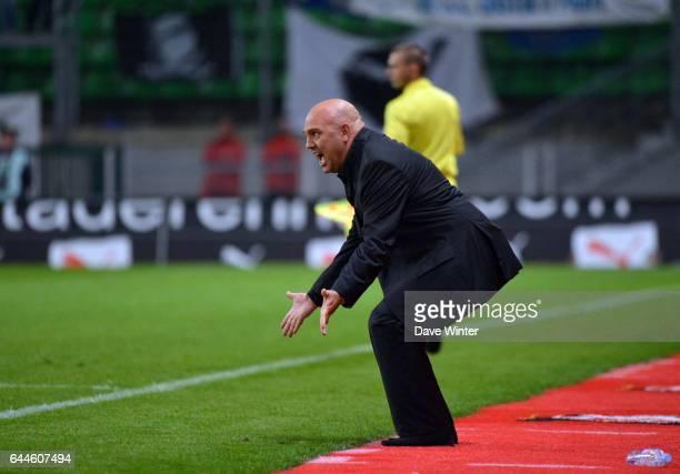 Frederic ANTONETTI Rennes / Bastia 3eme journee de Ligue 1 Photo Dave Winter / Icon Sport