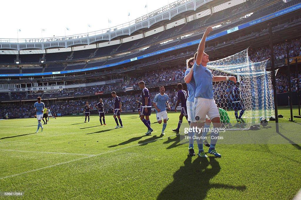 New York City FC Vs Orlando City : News Photo