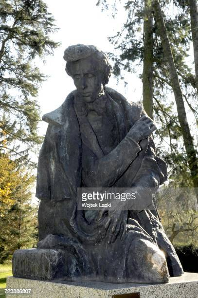 Frederic Chopin museum and park in Zelazowa Wola a village in eastcentral Poland the birthplace of the Polish composer Frederic Chopin Pictured...