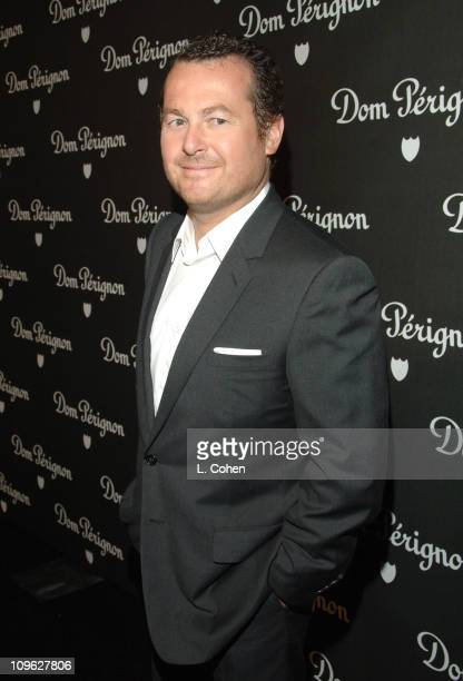 Frederic Cumenal President of Dom Perignon during Dom Perignon Karl Lagerfeld and Eva Herzigova Host an International Launch Event to Unveil the New...