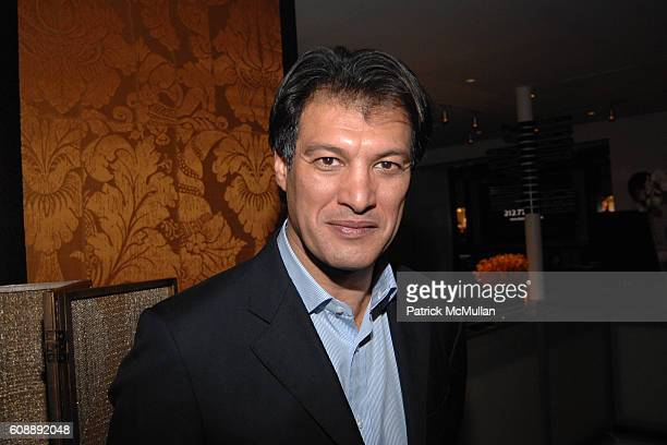 Frederic Fekkai attends Party for SANDY HILL New Lifestyle Book FANDANGO at Galerie Mark on November 19 2007 in New York City