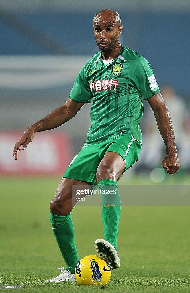 Chinese Super League - Beijing Guo'an v Qingdao Jonoon