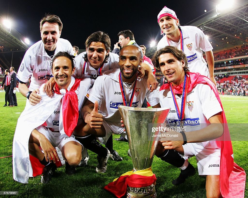 UEFA Cup Final: Middlesbrough v Sevilla : ニュース写真