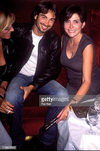 Frederic Lerner and Liane Foly during 2004 Patrick Goavec Birthday Party at VIP Room in Paris France