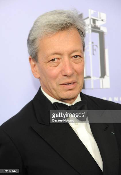 Frederic Malle attends 2018 Fragrance Foundation Awards at Alice Tully Hall at Lincoln Center on June 12 2018 in New York City