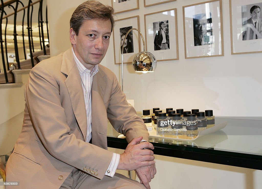 Frederic Malle Fragrance Launch Breakfast at Barneys New York in Beverly Hills : News Photo