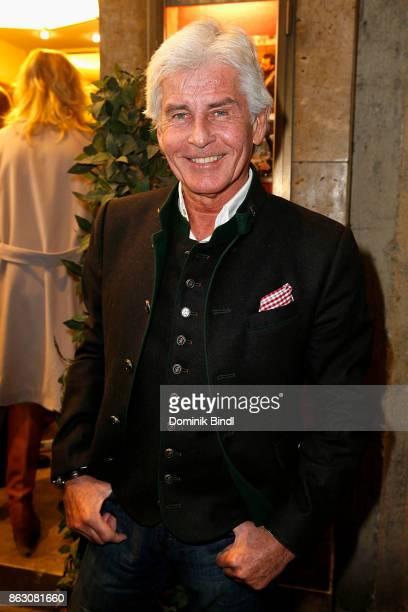 Frederic Meisner attends the 'Bayern sagenhaft' Premiere at Filmtheater Sendlinger Tor on October 19 2017 in Munich Germany
